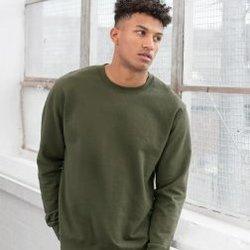 Low Volume Printed Sweatshirt