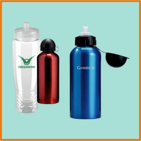 Bottles and Flasks