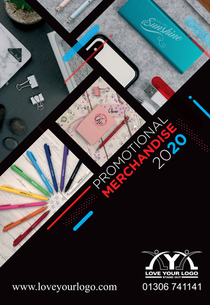 Download Our 2020 Promotional Merchandise Catalogue