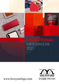 Download Our 2021 Promotional Merchandise Catalogue